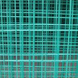 Ячеистая сеть строительного материала покрынная PVC сваренная