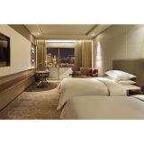 メラミン終わりを用いる中級のホテルの寝室の家具セット