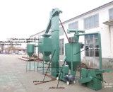1t/H自動家禽は餌の供給の処理機械の生産ラインを入れる