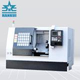 Machine de rotation horizontale Ck-32L de tour de commande numérique par ordinateur de coût bas