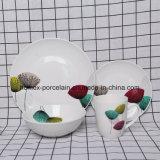 Style de l'ouest de la vaisselle définie avec différentes formes