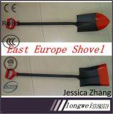 Marché de l'Europe Sks518 Sks519 pelle Longue poignée en acier