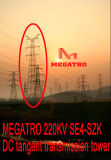 Megatro 220kv Se4-Szk Gleichstrom-Tangente-Übertragungs-Aufsatz
