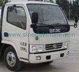 De Vrachtwagen van Collecter van het Afval van DFAC 5 Cbm 4X2 voor het Afval van het Restaurant