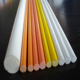 Tige en fibre de verre personnalisé poids léger pour la balustrade