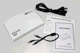 Mini avec DC UPS Ajustable 5V-12V sortie