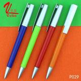 Pubblicità della penna promozionale di sfera della ricarica di plastica della penna 0.1mm su vendita