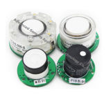 Ozone O3 détecteur de gaz toxiques La surveillance des gaz de traitement électrochimique de l'eau