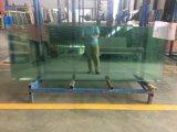 Bulidingのための6mm 8mm 10mmの12mm明確な緩和されたガラス、家具