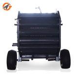 熱い販売のトラクターのための小型円形のSteawの干し草の梱包機