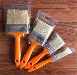 La vernice professionale prefabbricata della vernice spazzola la maniglia di legno della setola pura