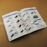 Livre obligatoire parfait de brochure de livret explicatif d'impression de catalogue