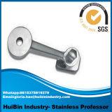 45&deg ; (Réduisant sur un exécuté) ajustage de précision de pipe fileté transversal d'acier inoxydable