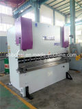 아프리카 강철 플레이트 구부리는 기계에서 판매되는 Wd67y 100/2500 대중