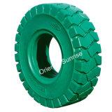 Pneumatischer fester Reifen mit tiefes Muster-langer Nutzungsdauer