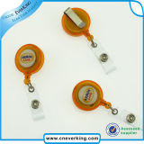 Article promotionnel Plasti moins cher Imprimé Logo Badge Reels