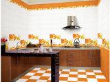 Cocina exterior de la imagen de la fruta de pared de azulejos de cerámica