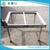Bewegliche Stufe, bewegliche Stufe, preiswerte Stufe, faltende Stufe, Aluminiumstufe