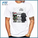 ロゴのカスタム高品質のTシャツ