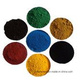 De Verf van de Kleur van het Oxyde van het Ijzer van het Poeder van de Kleur van het Pigment van de fabriek