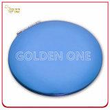 Personifizierte farbenreiches Drucken-runde Form bilden Spiegel