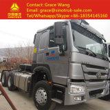 Sinotruk HOWO 4*2 6*4 트랙터 트럭 380 HP 트랙터 트럭