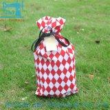 自然なカラー綿のショッピングトートバック、Ecoの再使用可能なキャンバスのショッピング・バッグ