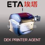 Imprimante de pochoir de DEK de qualité, imprimante de soudure pour la carte de DEL