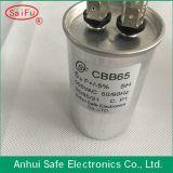 Compressor를 위한 250VAC Electronic Component Capacitor Cbb65A-1 공기 Conditioning Running Capacitor