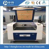 Zk 6090 de ModelMachine van de Gravure van de Laser van Co2 CNC