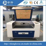 Máquina de grabado modelo del laser del CNC del CO2 de Zk 6090