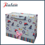 "Customize Ribbon Rope & Bowknot ""Love"" Shopping Carrier Gift Paper Bag"