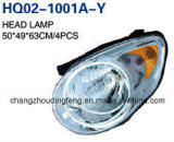 KIA Picanto 2008년 (92101-07520 92102-07520)를 위한 맨 위 램프