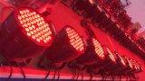 Luz PAR Full-Color RGB 54pcsx3w luz de efeito de palco