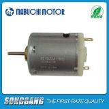 Полностью закрытый постоянного магнита строительство 15В постоянного тока DC щетки Mabuchi 17100об/мин двигателя для пылесоса RS-365са-1885