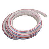 "5/8"" pouce transparente en PVC flexible renforcé en nylon"