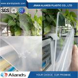 Пластичное прозрачное ясное цена Wholeasle листа плексигласа