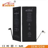 Constructeurs de batterie de téléphone mobile pour l'iPhone 6 positif