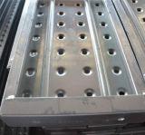 Plancia dell'acciaio dell'armatura galvanizzata 240*45