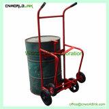 ドラムカートオイルワゴンを運ぶ450kgsオイルドラム