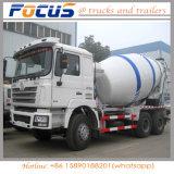 Guter Preis 30mt 8 des KubikCapaccity Betonmischung-LKW/des Mischer-Tankers für Bauindustrie