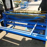 Einfache mechanische aufschlitzende Stahlzeile aufschlitzende Maschine