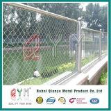 Galvanisierter Belüftung-überzogener Kettenlink-Zaun für Garten-Gefängnis-Verkauf