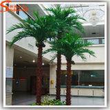 Напольная пальма стекла волокна ландшафта искусственная