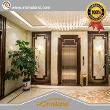 Porcellana/mattonelle di pavimentazione di marmo di ceramica per i materiali da costruzione della stanza della cucina e della stanza da bagno