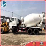 (8CBM-Drum)カンボジアのためのRebuilding Used Fuso三菱Concrete Truck Mixer