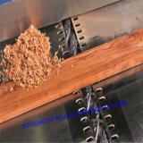 Surface de bois pour le travail du bois de la machinerie de raboteuse