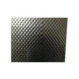 201 304 Клетчатого тиснение лист из нержавеющей стали