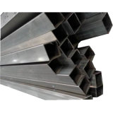 JIS SUS316 tuyau carré soudés en acier inoxydable