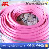 Hochtemperatur 160 Grad Draht-umsponnene industrielle Gummidampf-Schlauch-